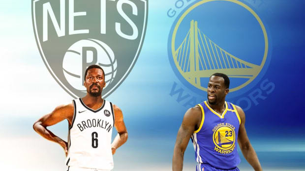 """Bill Russell Trolls Draymond Green And Brooklyn Nets With April Fools Joke: """"A Team Reached Out Looking For An Out Of Work 6'9 Now 6'5... Greatest Defender In NBA History To Fill A Spot."""""""