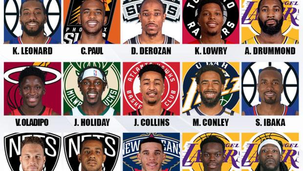 2021 NBA Free Agency: Kawhi Leonard, Chris Paul, And The Top 30 Free Agents This Summer