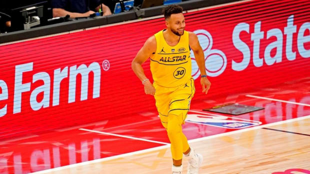 """Stephen Curry On What Drives Him And Motivates Him That He Wants To Try To Accomplish: """"I Have A Lot To Accomplish. I Don't Have Anything Left To Prove. There's A Difference There."""""""