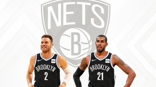 """Steve Nash On Nets Superteam After They Signed Blake Griffin And LaMarcus Aldridge: """"I Don't Know What We're Supposed To Do: Stand Pat And Not Try To Improve?... That's The Idea Of This League, Is To Try To Get Better."""""""