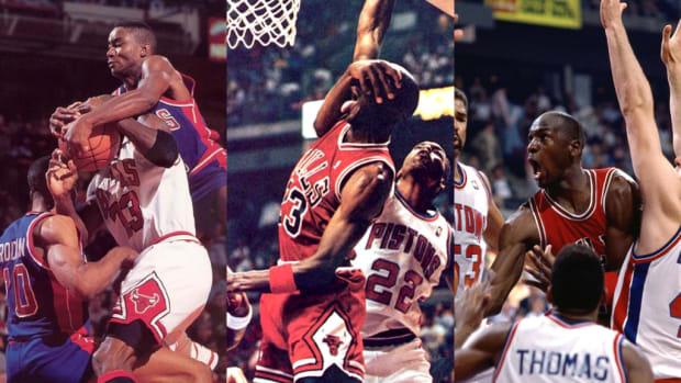 Phil Jackson Explains Why Michael Jordan And Chicago Bulls Couldn't Beat Detroit Pistons