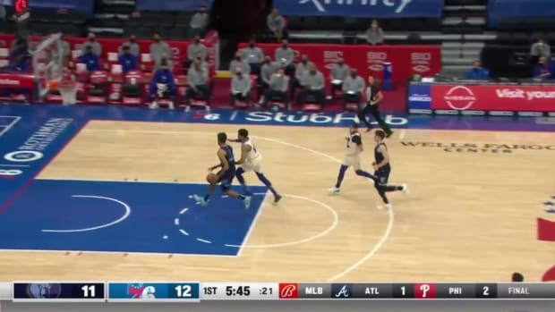 NBA Fans React To Kyle Anderson's 40+ YMCA Fast Break