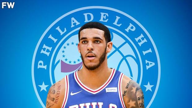 NBA Rumors: Philadelphia 76ers Could Land Lonzo Ball