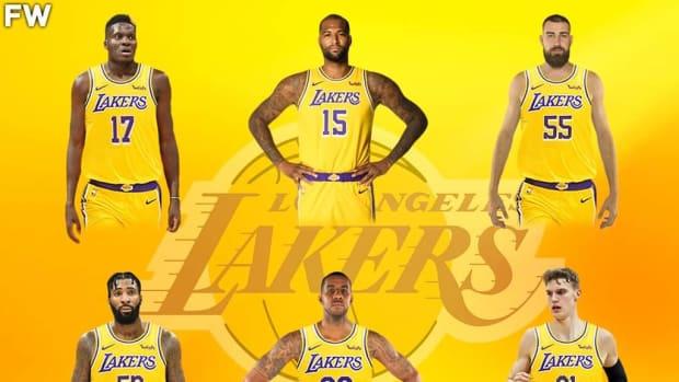 NBA Rumors: 6 Best Big Men For The Los Angeles Lakers