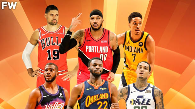 The Top 10 Most Underrated NBA Players This Season