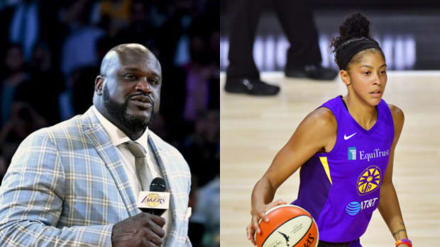 Shaq O'Neal Says WNBA Should Lower The Rims So Players Would Dunk More