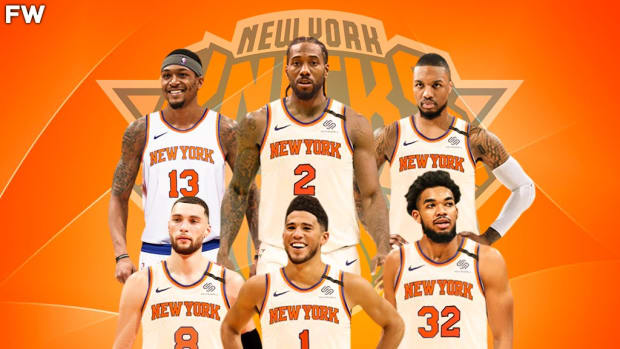 Who Will Be The Next Superstar To Play For The New York Knicks: Devin Booker Is Realistic, Damian Lillard Is Unrealistic