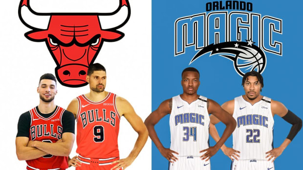 """Zach LaVine Takes A Slight Shot At His Former Teammates: """"We Appreciate Former Teammates. But We Got A Lot Better. I'm Extremely Excited."""""""