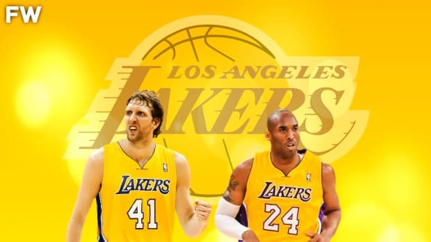 Dirk Nowitzki Says Kobe Bryant Tried To Recruit Him To The Lakers After Winning Championship With Mavericks