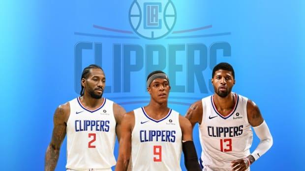 Breaking: Los Angeles Clippers Land Rajon Rondo From Atlanta Hawks