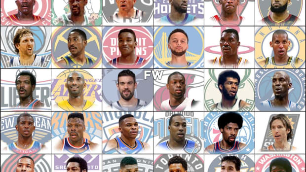 NBA Fans Selected The GOAT Of Each Franchise
