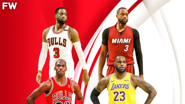 "Dwyane Wade Explains Why Michael Jordan Is GOAT Over LeBron James: ""Michael Jordan Will Always Be My GOAT… I Played Basketball Because Of Michael Jordan. LeBron Is Going To Be The GOAT For A Lot Of Generation."""