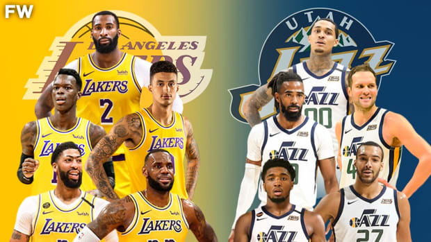 5 Reasons Why The Los Angeles Lakers Will Beat The Utah Jazz In The NBA Playoffs