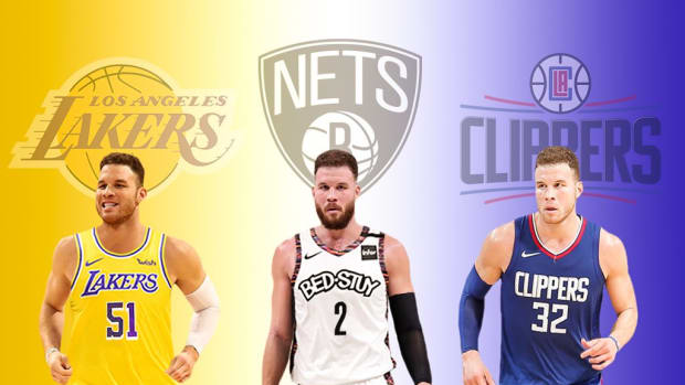 """Blake Griffin Explains Why He Chose Nets Over Lakers And Clippers: """"They Have A Need For A Four-Man. I've Always Had A Lot Of Respect For Steve Nash And All Of The Guys That They Have."""""""