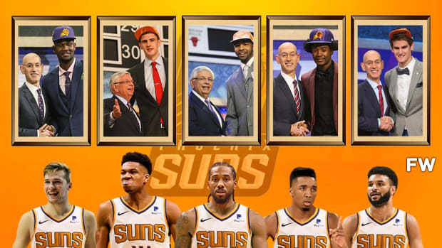 The 5 Worst Draft Mistakes By The Phonix Suns In The Last 10 Years