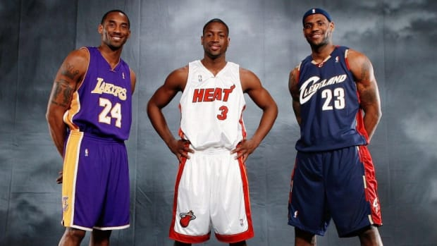 NBA Fan: 'Times Were Simpler When These 3 Guys Were The Best Players In The NBA'
