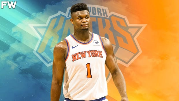 5 Reasons Why Zion Williamson Will Play For The New York Knicks: Big Market For A Global Superstar