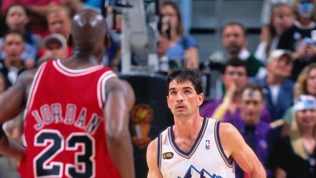 John Stockton Roasted Michael Jordan For The 1998 Finals Shot: 'He Makes One Big Shot And Everybody Thinks He's Kinda Cool.'