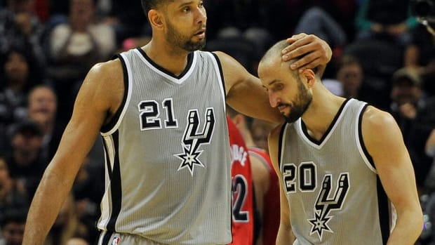 Tim Duncan On The Spurs Drafting Manu Ginobili: 'We Pick People I've Never Heard Of'