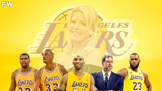 Jeanie Buss Selects The 5 Most Important Lakers Of All-Time