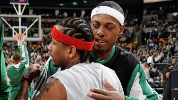 Paul Pierce On Guarding Allen Iverson: 'I Was Scared To Death'