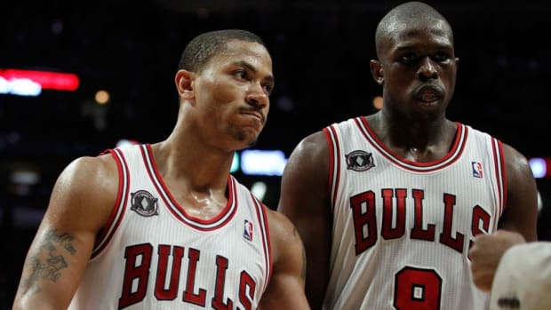 Luol Deng Thinks The Chicago Bulls Would Have Won The Title If Derrick Rose Was Healthy