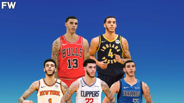 NBA Rumors: 5 Best Destinations For Lonzo Ball