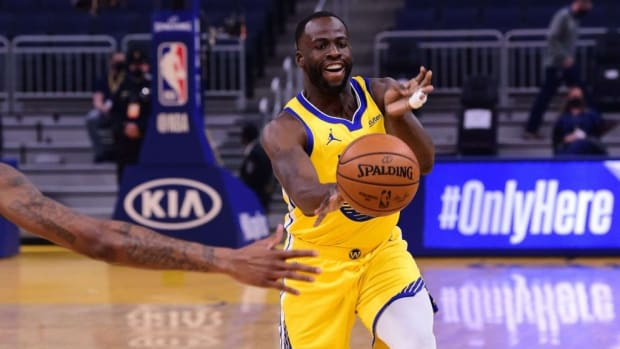 Draymond Green Says He's 'One Of The Best Passers' In The NBA