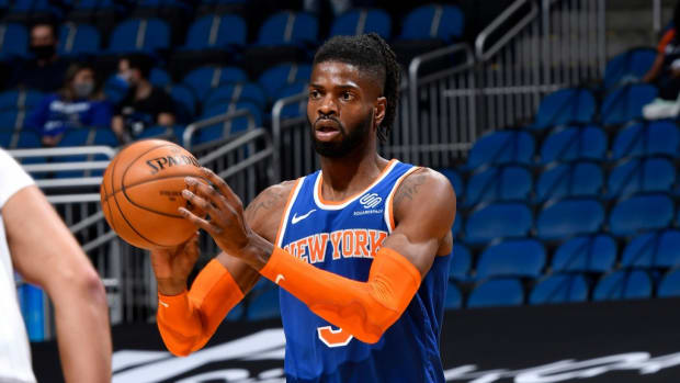 Nerlens Noel Claims Rich Paul Didn't Tell Him About Offers From Clippers, Rockets, And 76ers