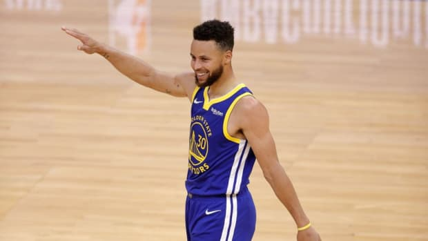 """Stephen A. Smith On Stephen Curry's Absence During Kevin Durant and Draymond Green's Conflict: """"Where The Hell Was Steph Curry, The Face Of The Franchise"""""""