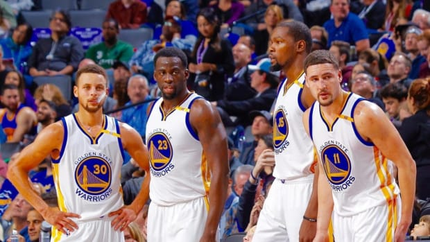 Kevin Durant Says He 'Connected The Most' With Draymond Green And Klay Thompson, Not Stephen Curry