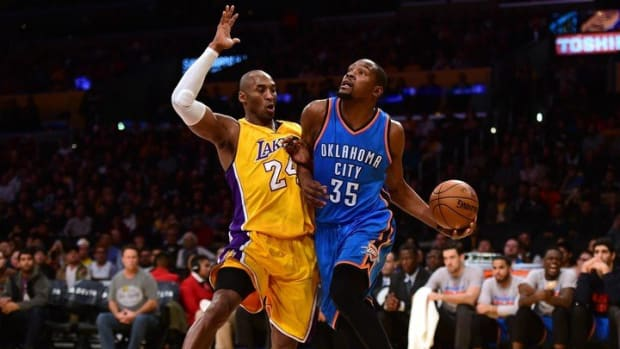 Kobe Bryant Explains Why Kevin Durant Was The Hardest Player To Guard