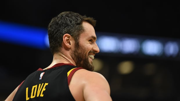 "Kevin Love- ""I Could Be That Guy That Pushes A Team Over The Edge."""