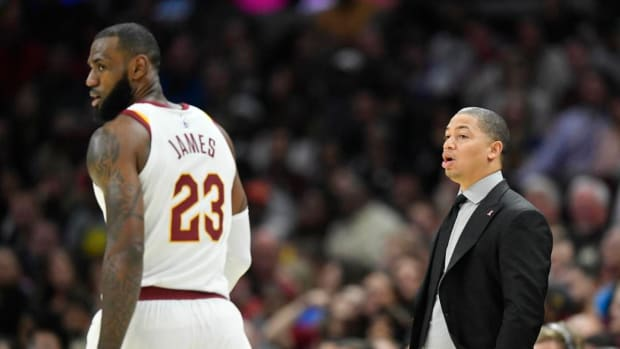 Richard Jefferson Tells Of The Time Tyronn Lue Confronted LeBron James In 2016 Finals