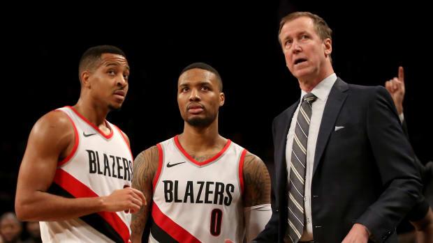 "NBA Rumors- Blazers ""Likely"" To Fire Head Coach Terry Stotts"