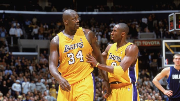 """Shaquille O'Neal On His Partnership With Kobe- """"The Fact That We Always Competed With Cach Other Made Us Even More Unstoppable."""""""