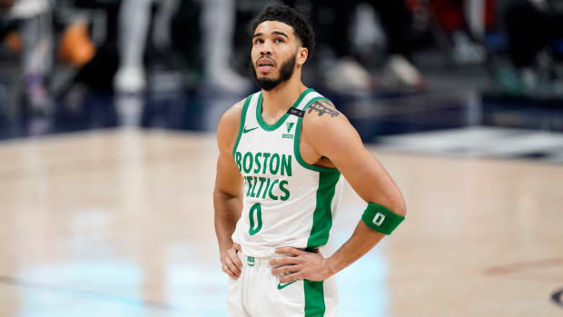NBA Reacts After Jayson Tatum Drops 60 Points In Comeback Win
