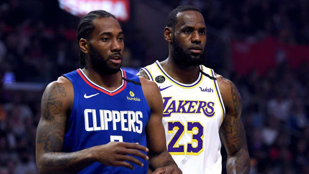 NBA Fans Debate Who Would Win In A First-Round Series- Lakers Vs. Clippers