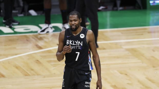 "Kevin Durant After Loss To Bucks- ""Every Day You Wake Up, It Should Be About Your Craft."""