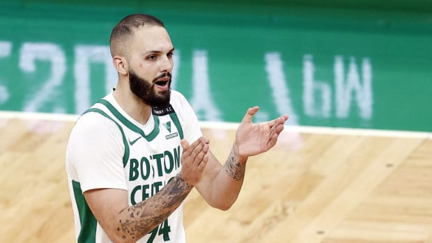 Evan Fournier Says It Feels Like He's Had A Concussion Since Returning From COVID-19
