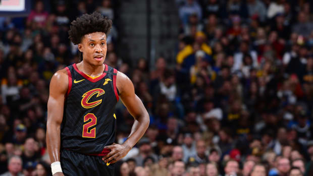 "NBA Rumors- Cavaliers ""Frustrated"" With Collin Sexton Not Passing The Ball"