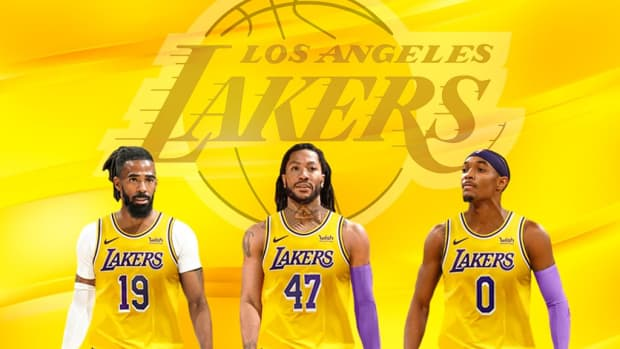 lakers pf