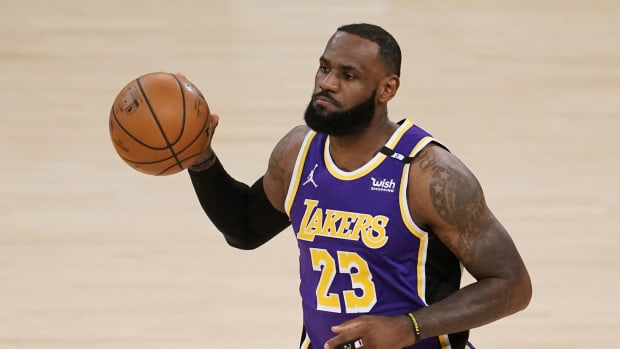 """Michael Rapaport On LeBron James Criticizing The Play-In Tournament- """"I Think It's F**king Embarrassing."""""""
