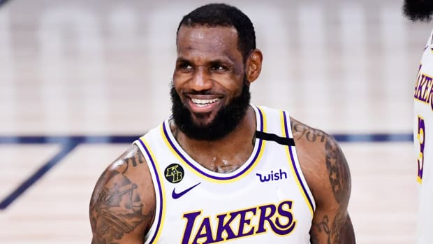 NBA Twitter Tries To Interpret Cryptic LeBron James Tweet