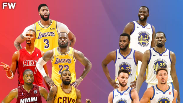 Team LeBron vs. Team Curry: Who Wins The Competitive Showdown?