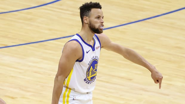"""Damian Lillard On Steph Curry- """"He Is Right Behind Magic In The Way He Has Changed The Game And The Excitement With His Style Of Play."""""""