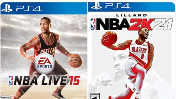 lillard video game