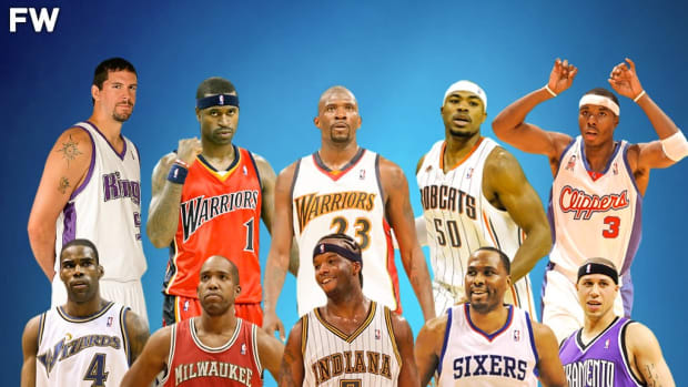 Top 10 Most Underrated Stars Of The 2000s: Elton Brand And Jermaine O'Neal Were Top Stars