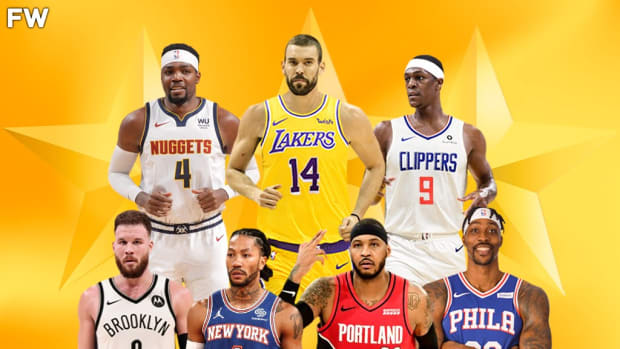 7 Former All-Stars Are Playing At A High Level Off The Bench This Season
