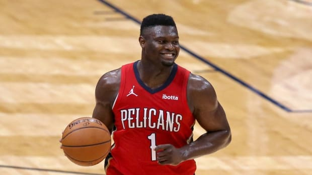 """Zion Williamson Shuts Down Rumors Of Him Wanting To Leave The Pelicans: """"I Love The City Of New Orleans. I Don't Want To Be Anywhere Else"""""""